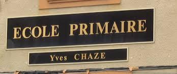 """""""École primaire Yves Chaze"""""""