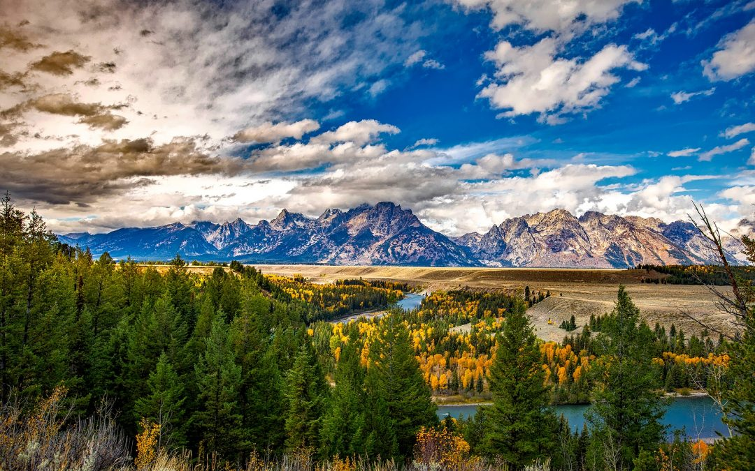 From one paradise to another – Connecting with the untamed spirit of Wyoming
